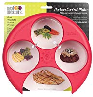 Meal Measure Portion Control Tray